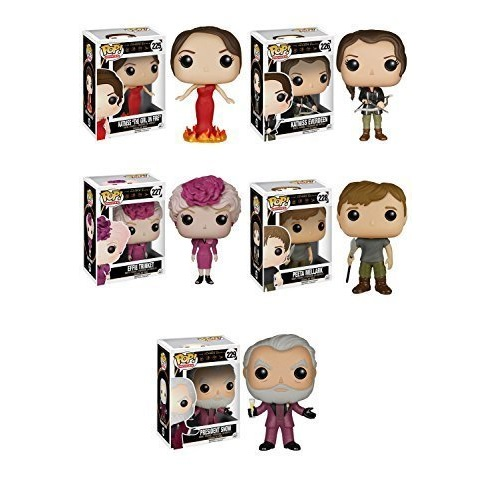 hunger games funko