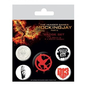 mockinjay-badge-set