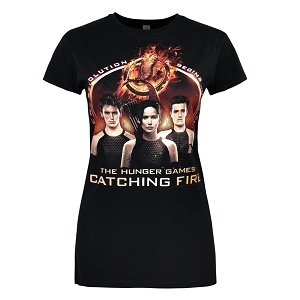 t-shirt-catching-fire