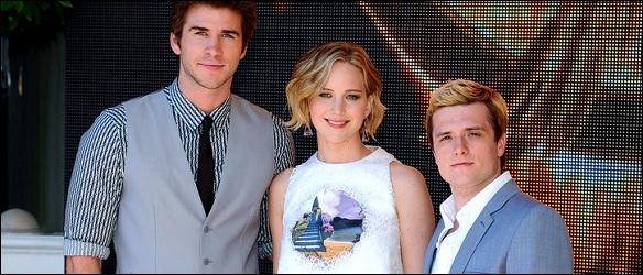 Jennifer-Josh-Liam-Cannes-Film-Festival-2014