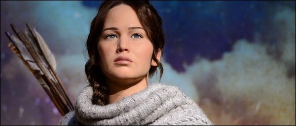 Katniss-Madame Tussauds