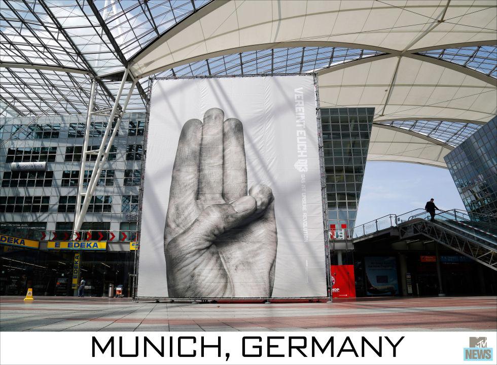 MUNICH-GERMANY-mtv