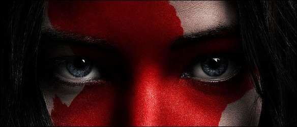 Faces of the Revolution-poster-katniss
