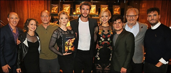 Photographs From The Hunger Games London (1)