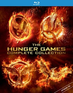 The Hunger Games - Complete Collection-blu-ray (1)