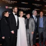 The Hunger Games: Mockingjay Part 2 Paris Photocall At Cinema Le Grand Rex