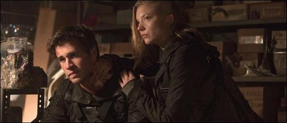 film Hunger Games: Il Canto della Rivolta - parte 2