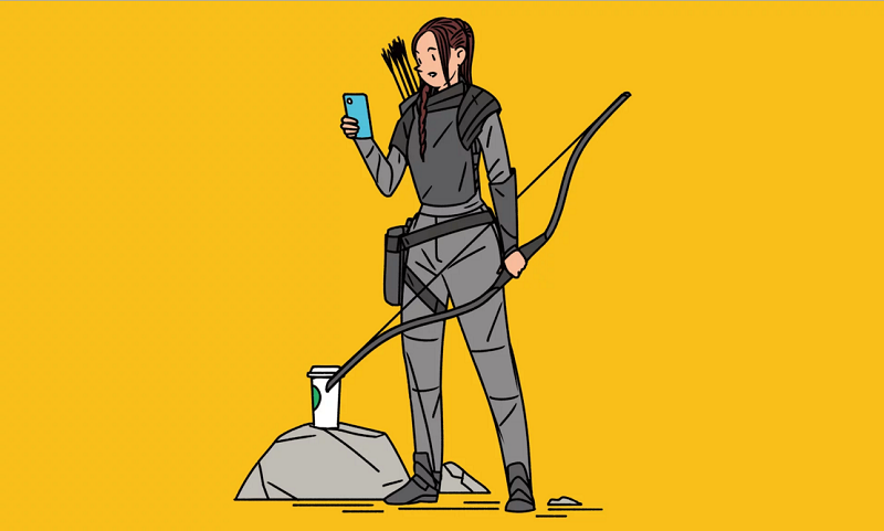Generazione Katniss