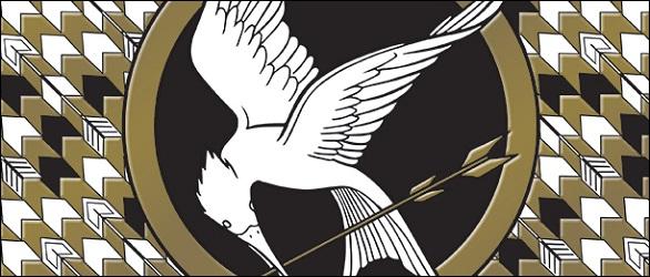 Arriva anche per Hunger Games il libro da colorare per adulti