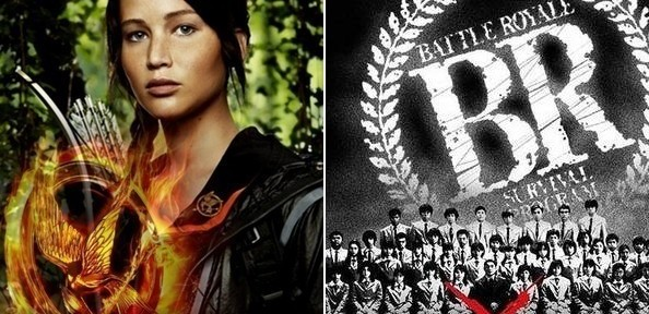 Battle Royale vs Hunger Games: coincidenze o plagio?